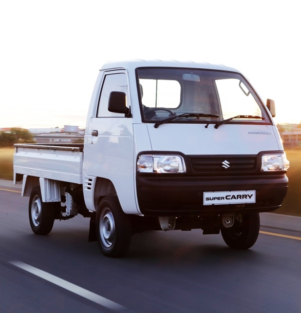 Suzuki super Carry front view